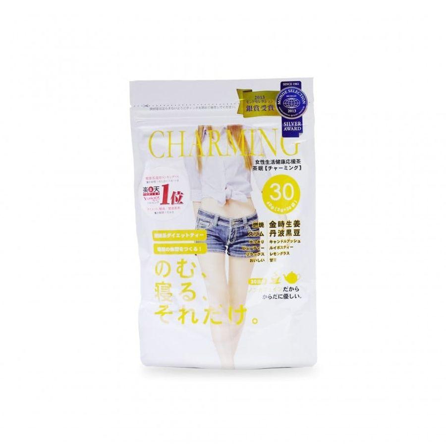 Trà Giảm Cân Charming Tea Nhật Bản