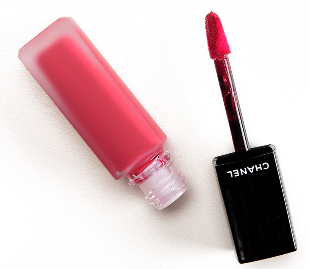 Son Chanel Rouge Allure Ink 150 Luxuriant Màu Hồng Đỏ