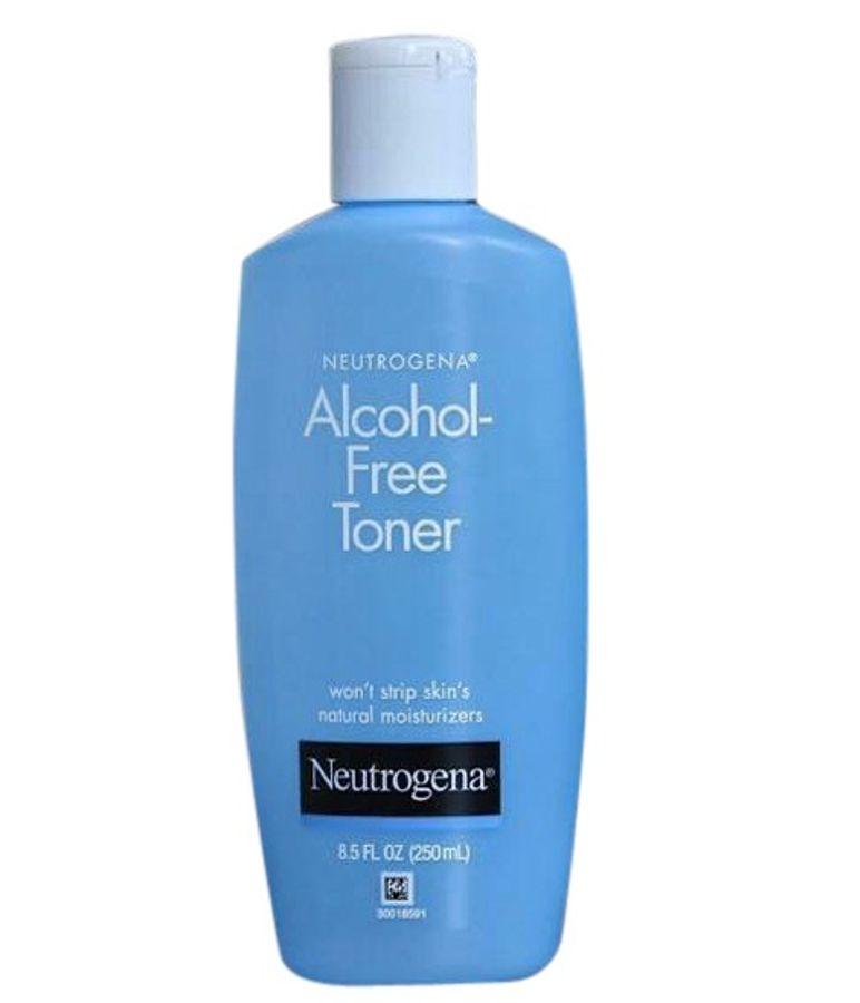 Nước Hoa Hồng Neutrogena Alcohol – Free Không Chứa Cồn