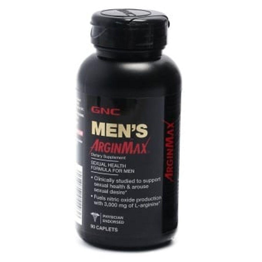 Viên Uống Vitamin Tổng Hợp Cho Nam GNC Arginmax Của Mỹ