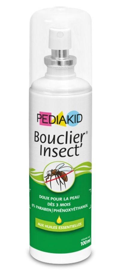 Xịt Chống Muỗi Pediakid Pháp Cho Bé 3m+