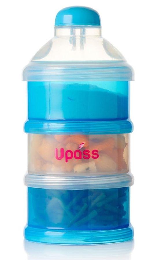 Hộp Đựng Sữa Bột Có Nắp Lật Upass UP8009N