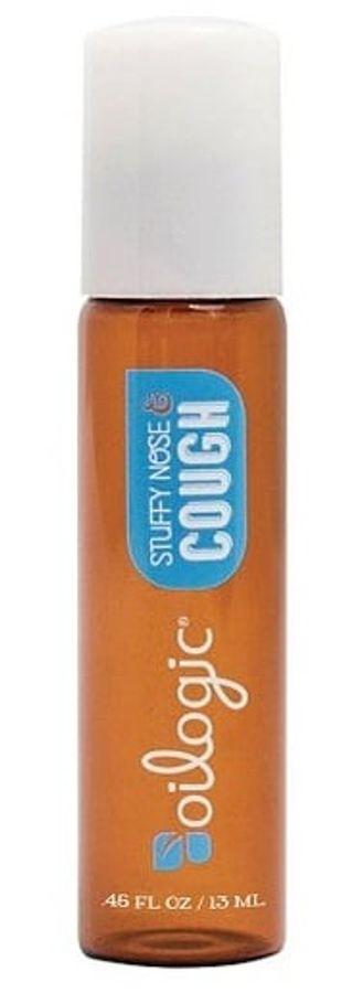 Tinh Dầu Đánh Cảm Oilogic Stuffy Nose & Cough 13ml Của Mỹ