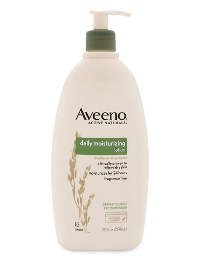Sữa Dưỡng Thể Aveeno Active Naturals Daily Moisturizing