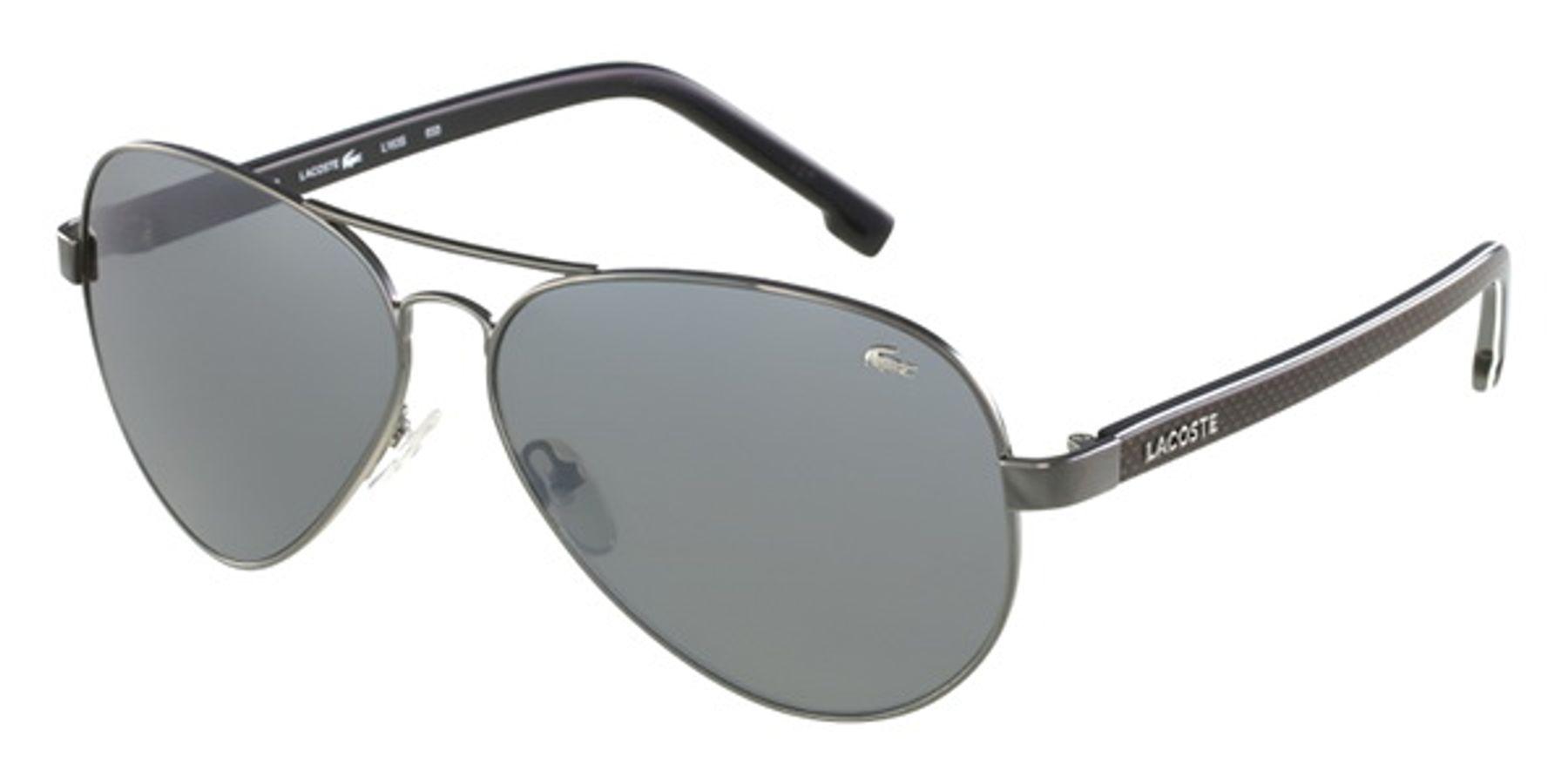 Mắt Kính Lacoste L163S 033 Gunmetal Grey Unisex
