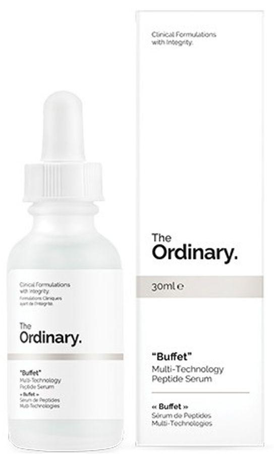 Serum The Ordinary Buffet Hỗ Trợ Cải Thiện Các Dấu Hiệu Tuổi Tác