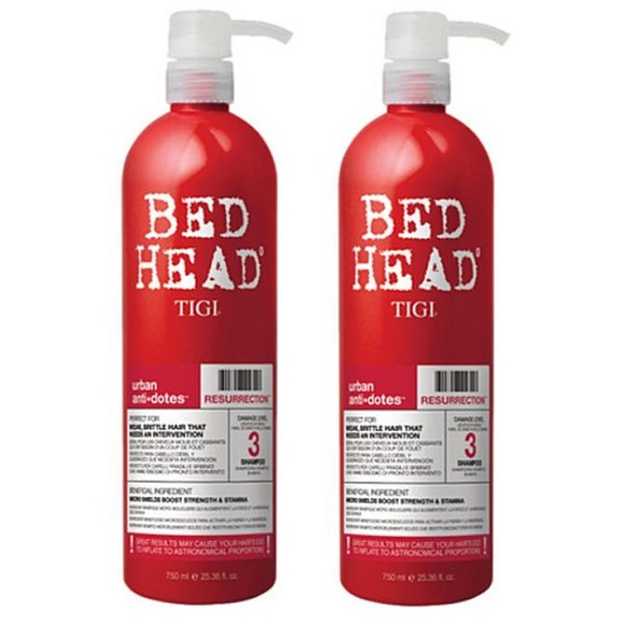 Dầu Gội Xả Tigi Đỏ 3 Bed Head Urban Antidotes Resurrection