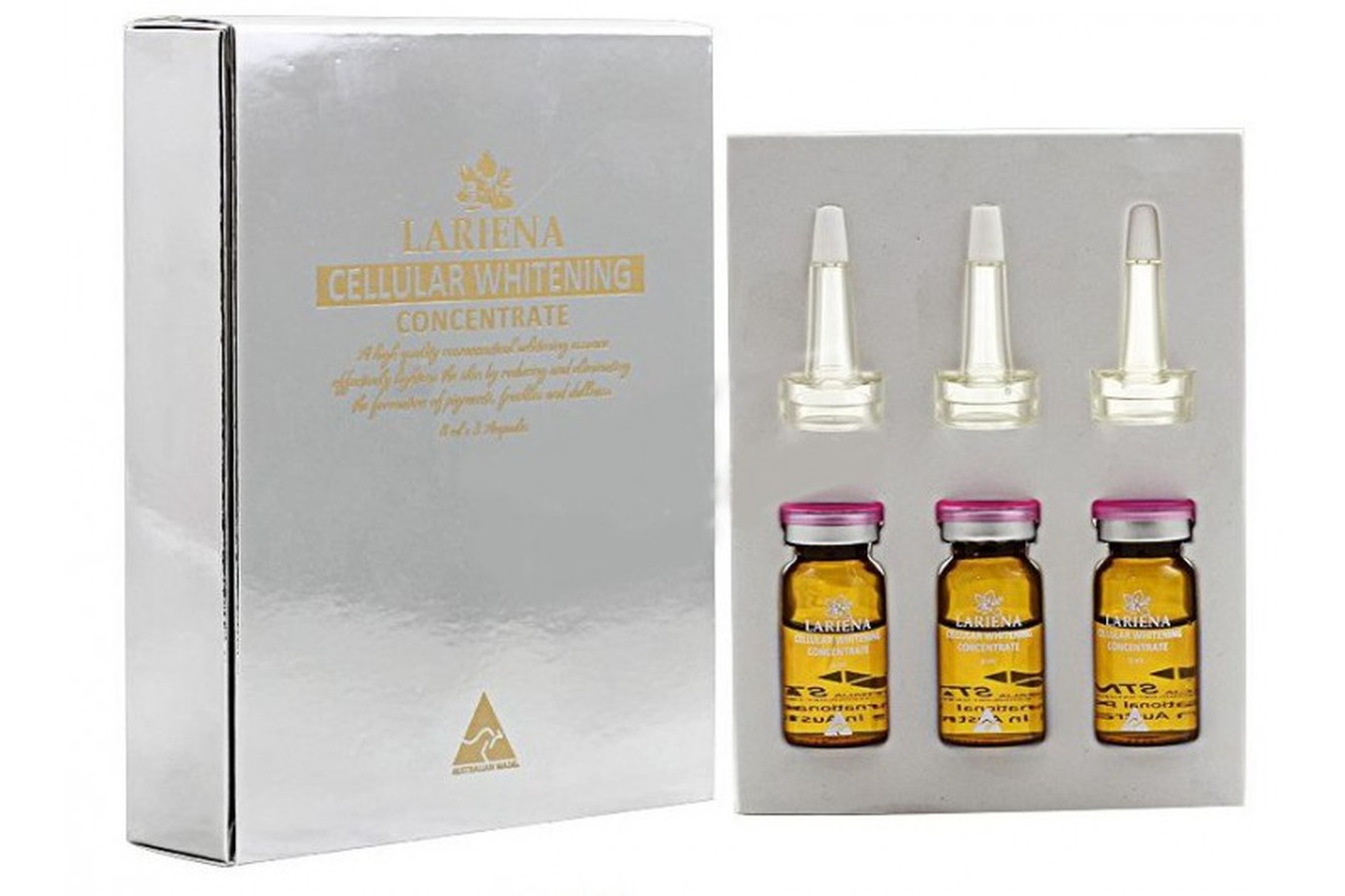 Tinh Chất Trắng Da Lariena Cellular Whitening Concentrate