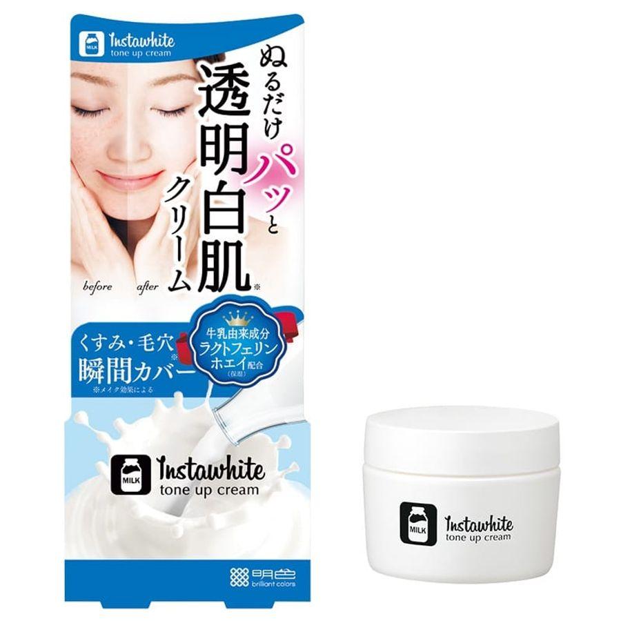 Kem Dưỡng Hỗ Trợ Trắng Da Meishoku Instawhite Tone Up Cream