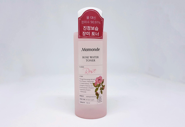 Nước Hoa Hồng Mamonde Rose Water Toner