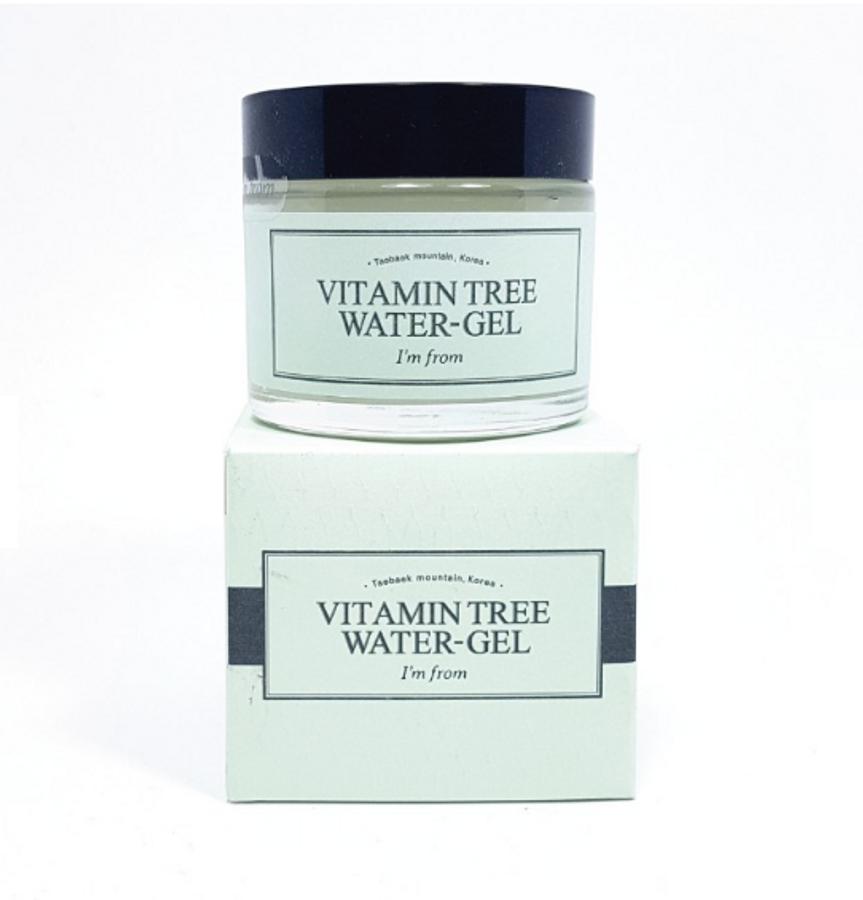 Kem Dưỡng Da Thải Độc Vitamin Tree Water Gel