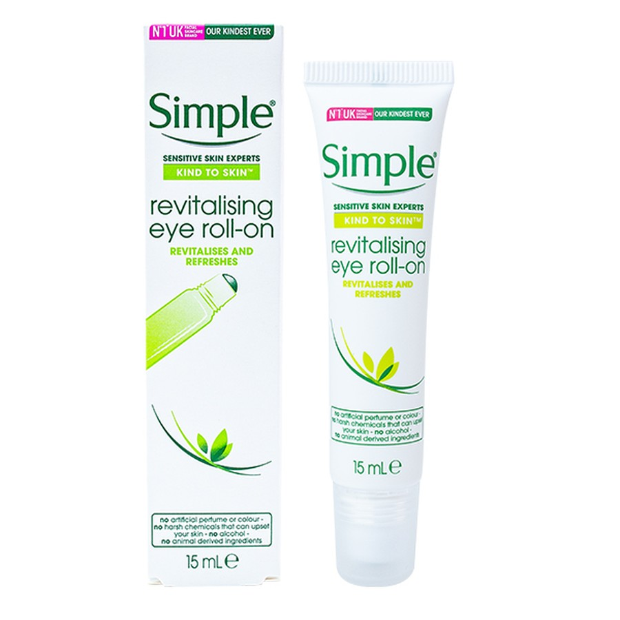 Dưỡng Mắt Simple Kind To Skin Của Anh