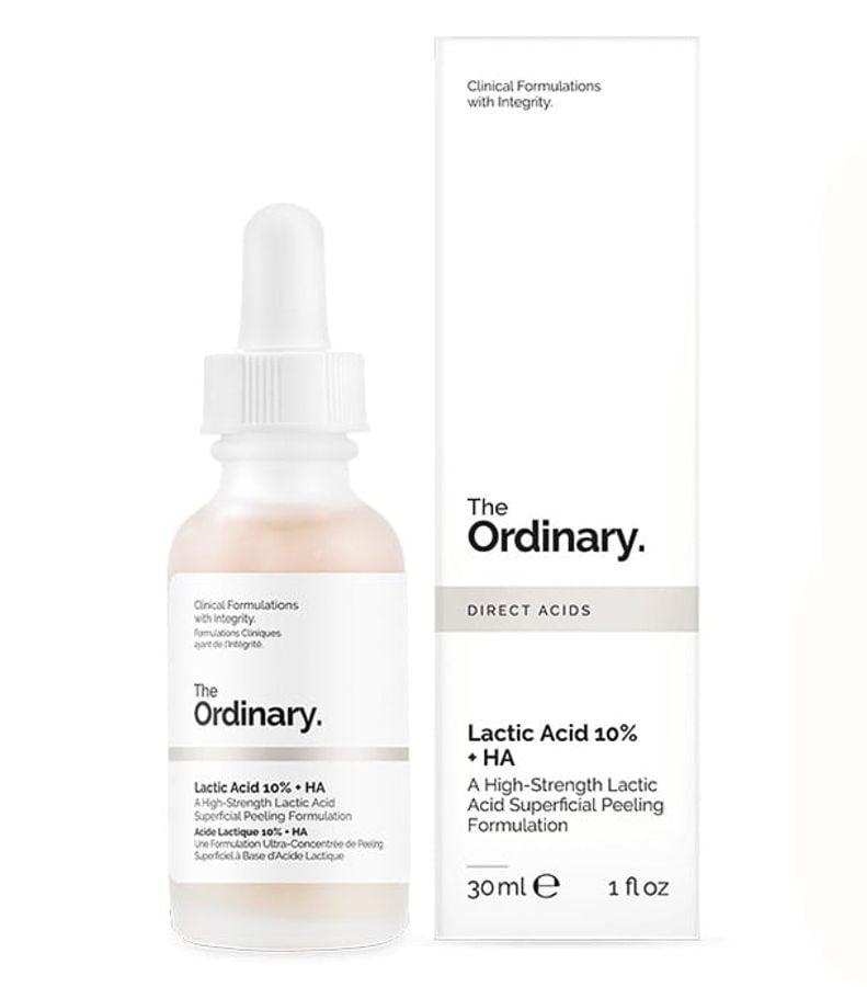 Serum The Ordinary Lactic Acid 10% +HA 2%
