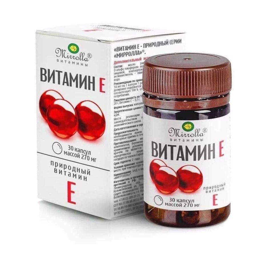 Vitamin E có tốt không? Lưu ý khi sử dụng Vitamin E 2
