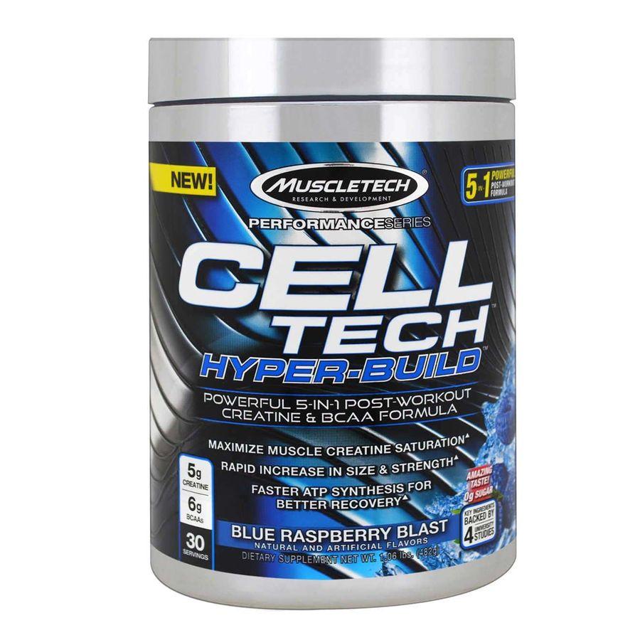 Bột Uống Tăng Sức Mạnh MuscleTech CellTech Hyper Build