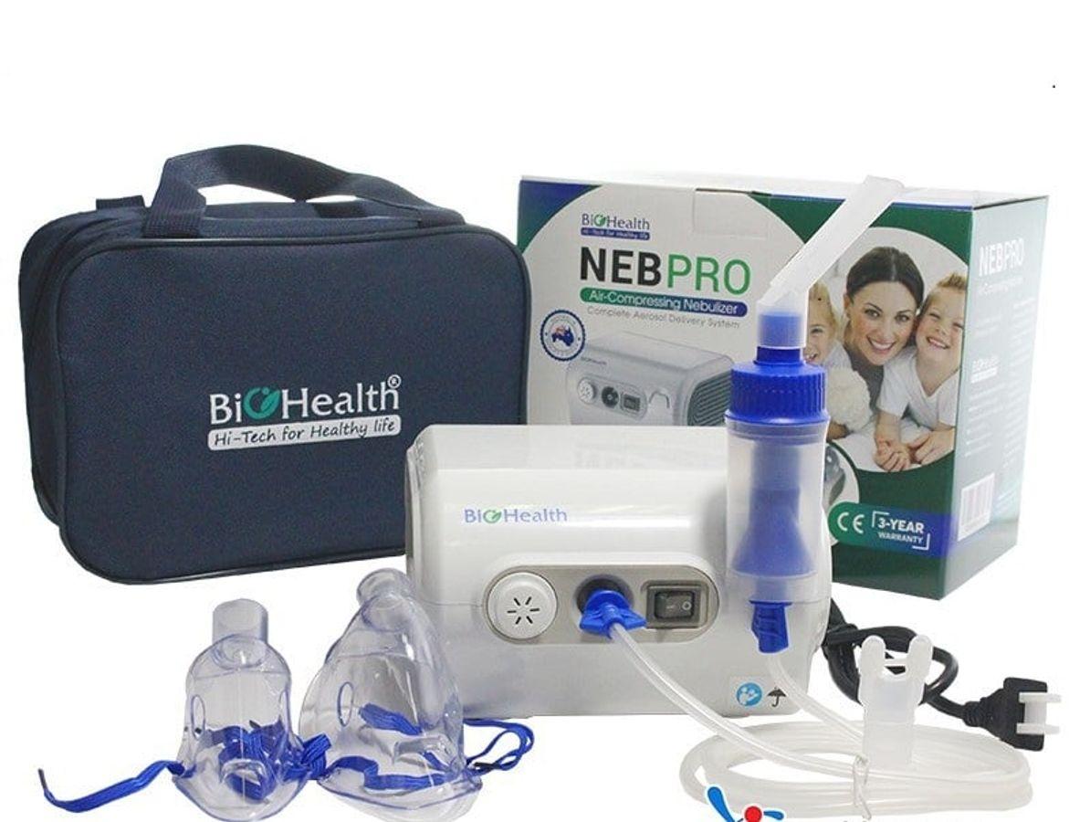 Máy Xông Khí Dung Neb Pro Biohealth Của Úc