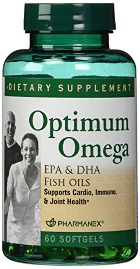 Viên Uống Hỗ Trợ Bổ Sung Omega 3 Optimum Omega Nuskin