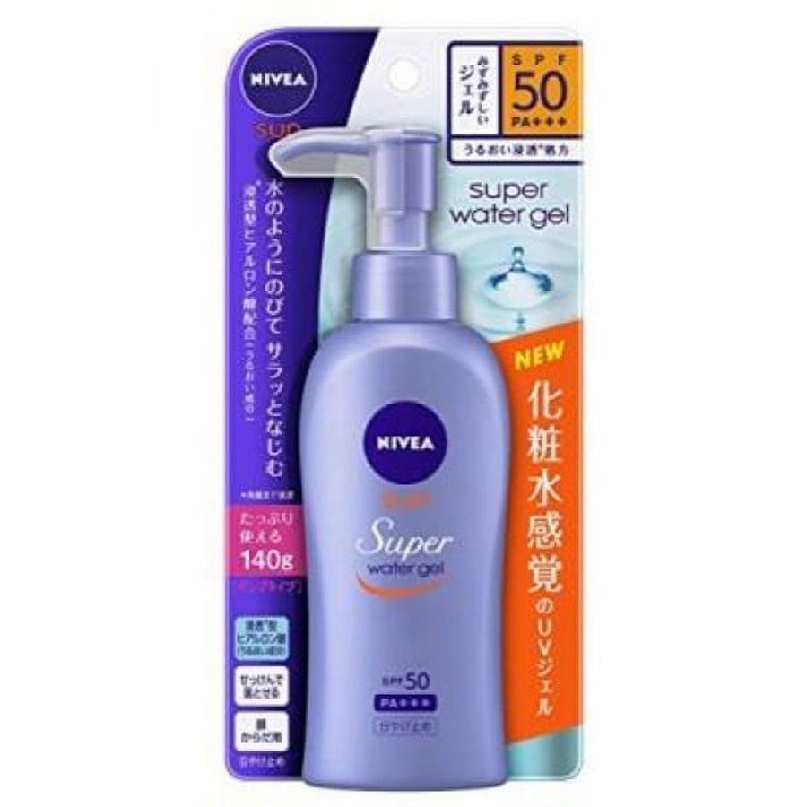 Kem Chống Nắng Toàn Thân Nivea Sun Super Water Gel SPF50/PA+++