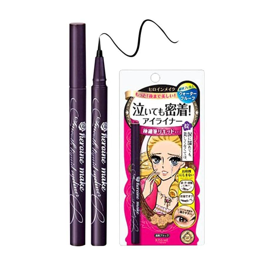 Bút Kẻ Mắt Nước Kiss Me Heroine Make Smooth Nhật Bản