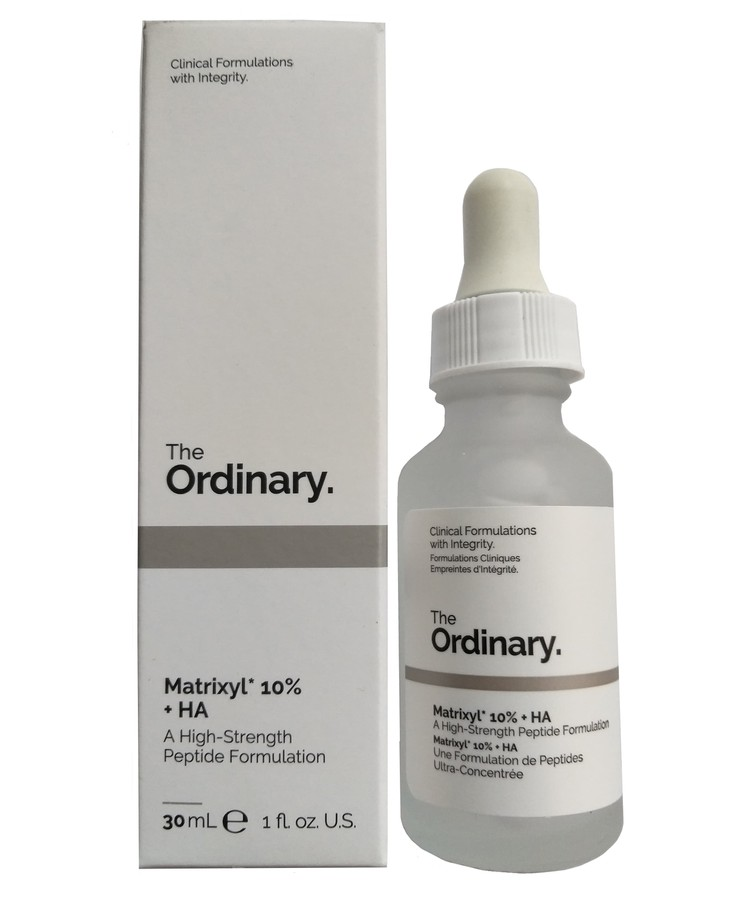 Serum The Ordinary Matrixyl 10% + HA Chống Lão Hóa