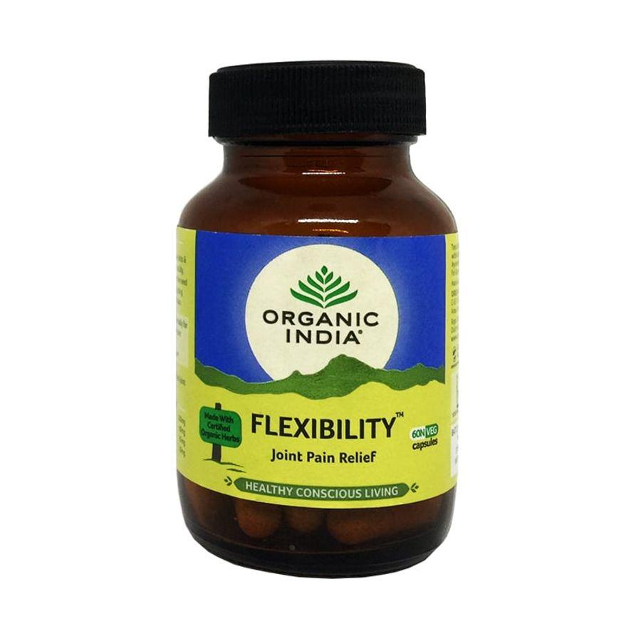 Viên Uống Flexibility Organic India Hỗ Trợ Người Viêm Khớp