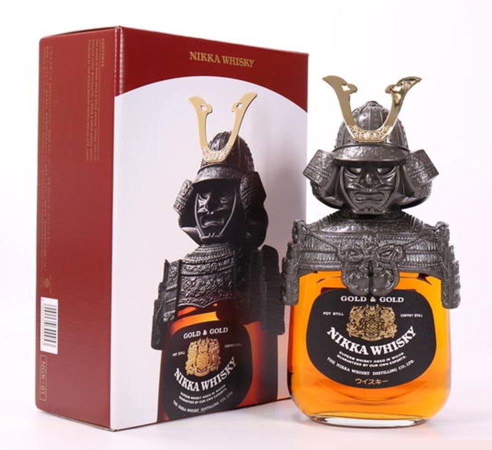 Whisky Nhật Bản Nikka Samurai 750ml