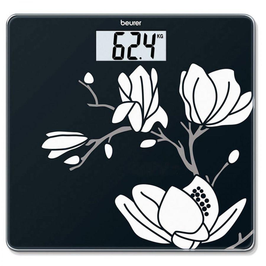 Cân Điện Tử Mặt Kính Beurer GS211 Magnolia Của Đức