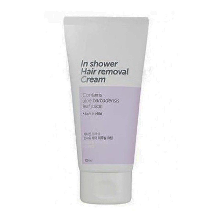 Kem Tẩy Lông In Shower Hair Removal Cream The Face Shop