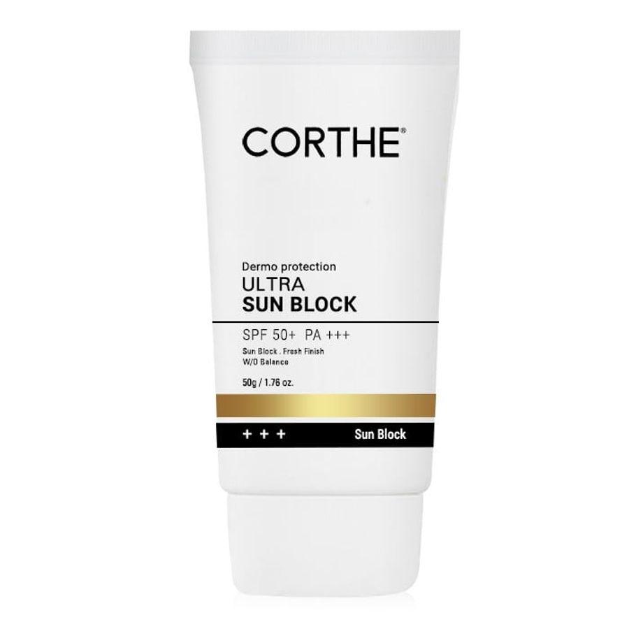 Kem Chống Nắng Corthe ULTra Sun BLock SPF50+