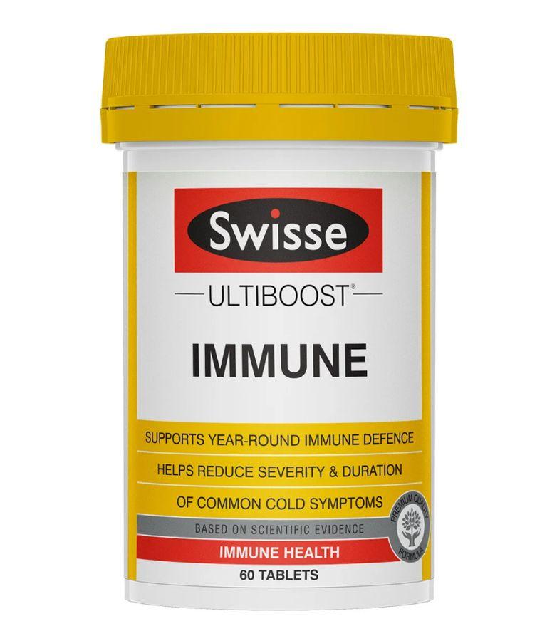 Viên Uống Hỗ Trợ Tăng Đề Kháng Swisse Immune
