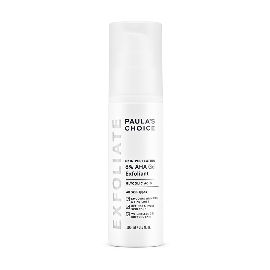 Tẩy Da Chết Paula's Choice Skin Perfecting AHA 8% Gel Expoliant
