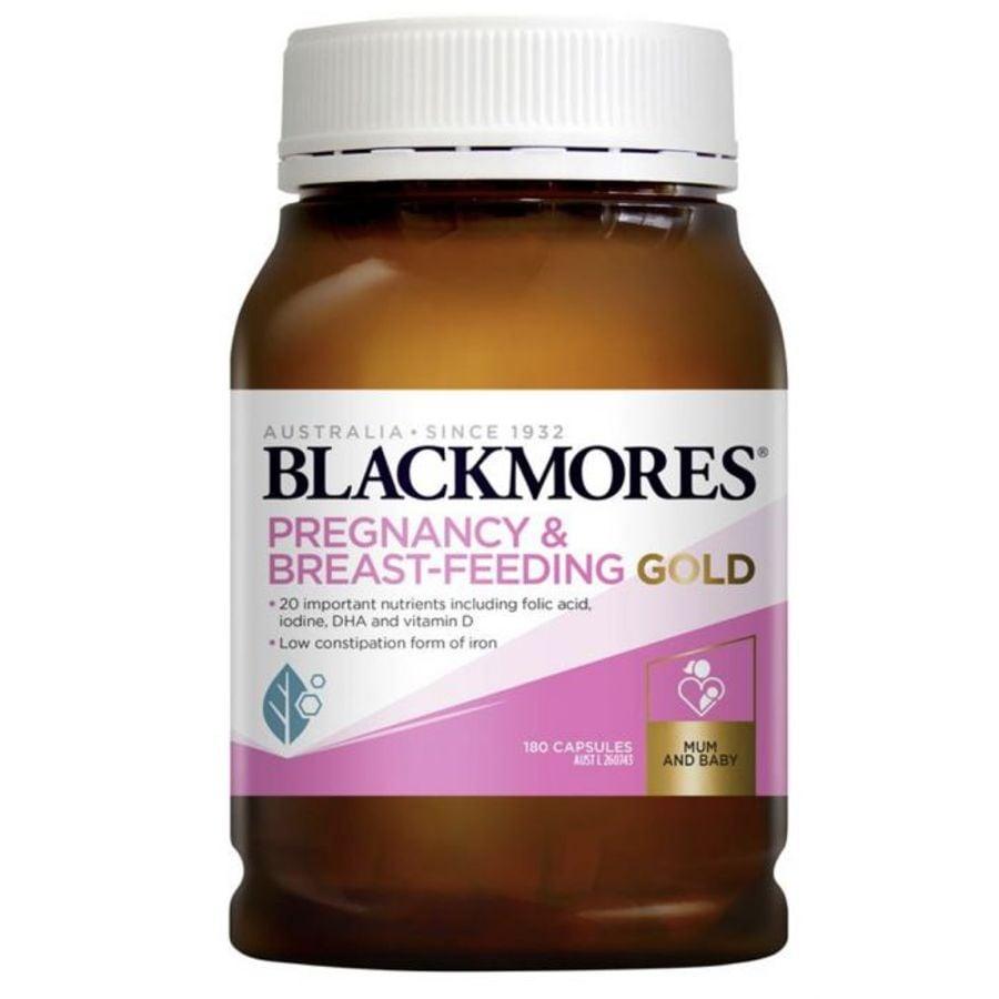 Vitamin Bầu Blackmores Pregnancy Gold