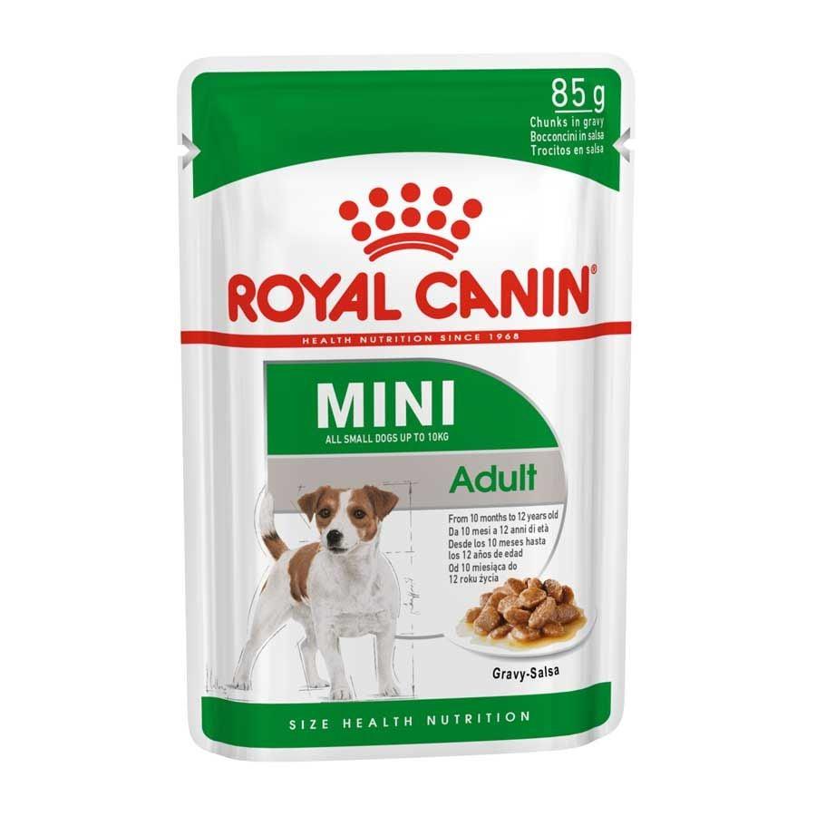 [SIÊU KHUYẾN MÃI] Pate Royal Canin Mini Adult Cho Chó Trưởng Thành Giống Nhỏ