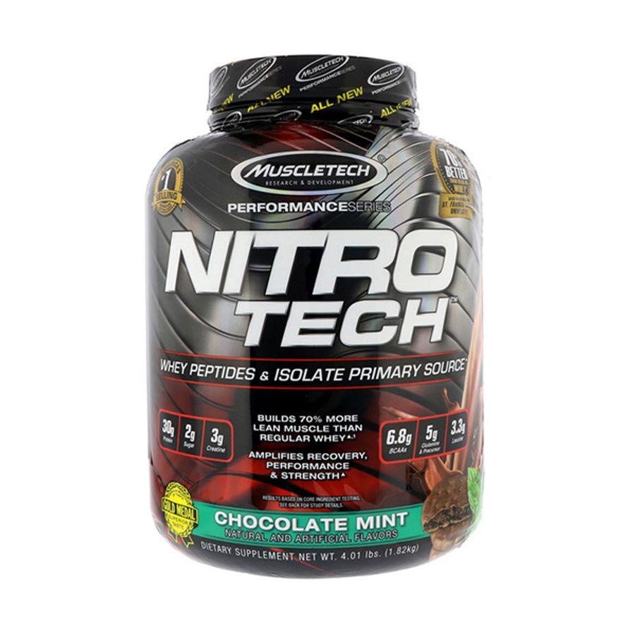 Sữa Tăng Cơ NitroTech MuscleTech