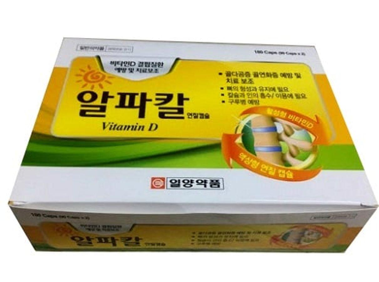 Viên Uống Hỗ Trợ Giảm Đau Cột Sống ILYANG Hàn Quốc