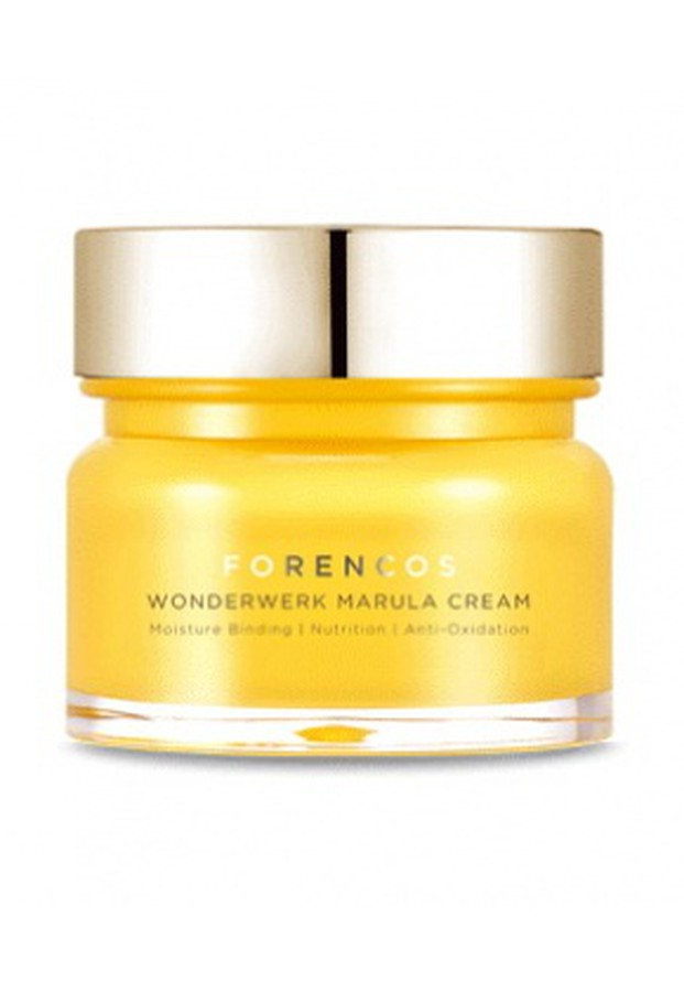 Kem Hỗ Trợ Nâng Cơ Ban Đêm Forencos Wonderwerk Marula Tone Up Cream