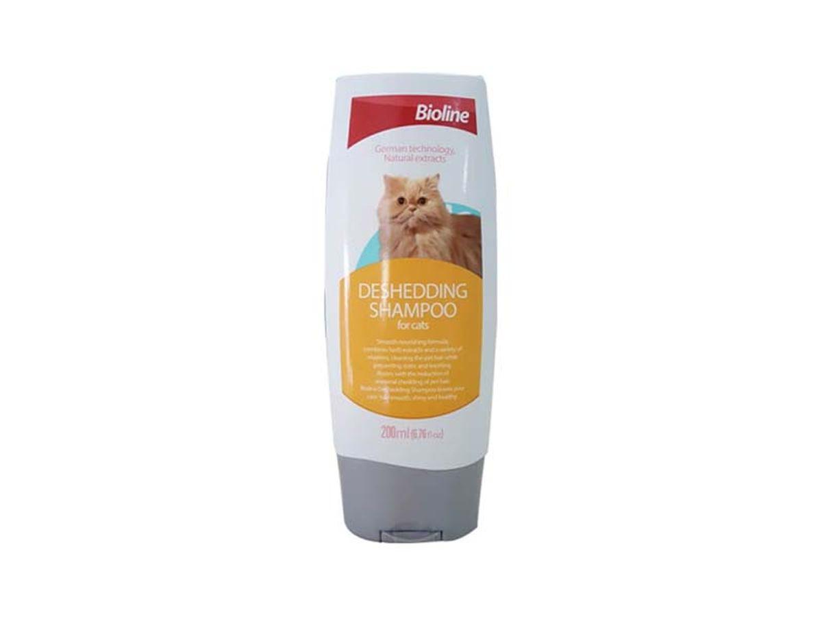 Dầu Gội Cho Mèo Bioline Deshedding Shampoo