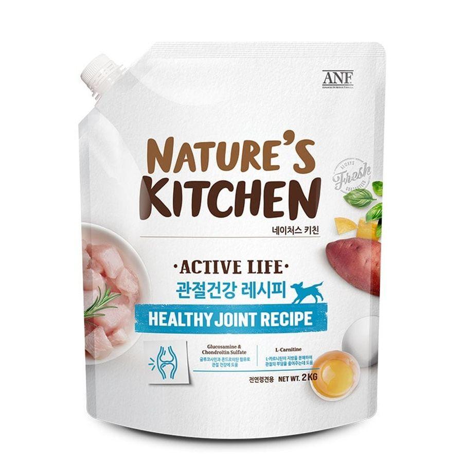 Thức Ăn Hạt ANF Nature's Kitchen Hỗ Trợ Hệ Xương Khớp Của Chó