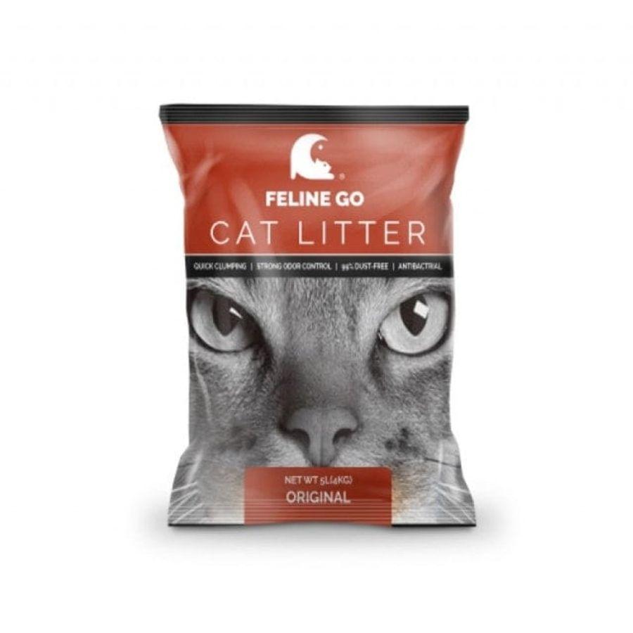 Cát Vệ Sinh Cho Mèo Feline Go