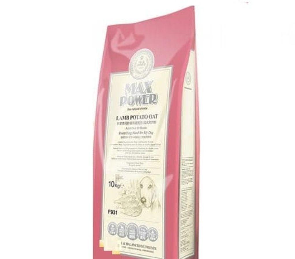 Thức Ăn Cho Chó MaxPower Lamb Potato Oat Adult