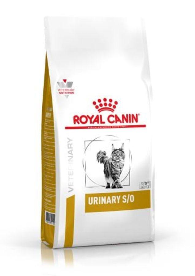 Thực Phẩm Hỗ Trợ Mèo Mắc Sỏi Thận Royal Canin Urinary S/O