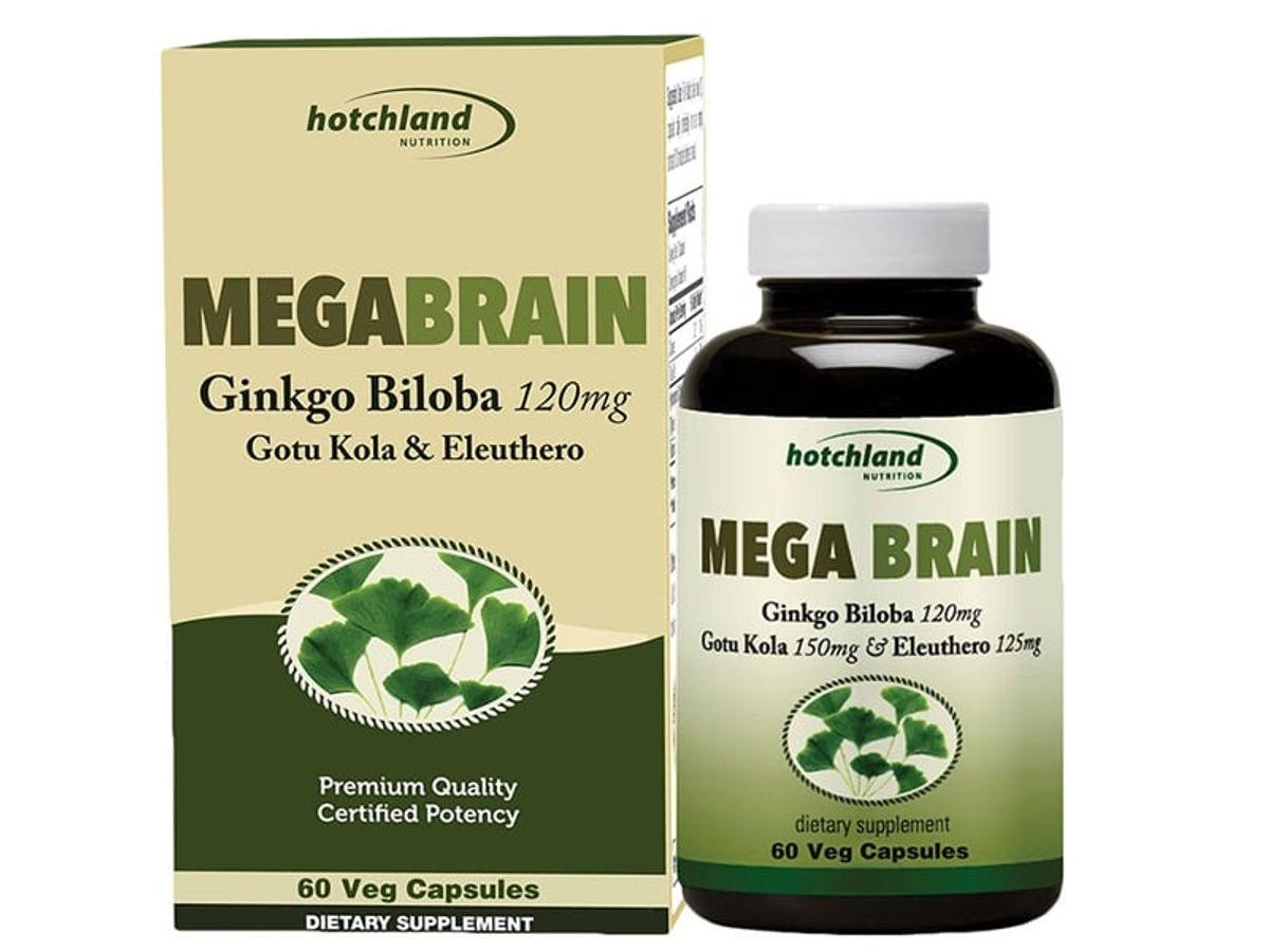 Viên Uống Hỗ Trợ Bổ Não MegaBrain Của Mỹ