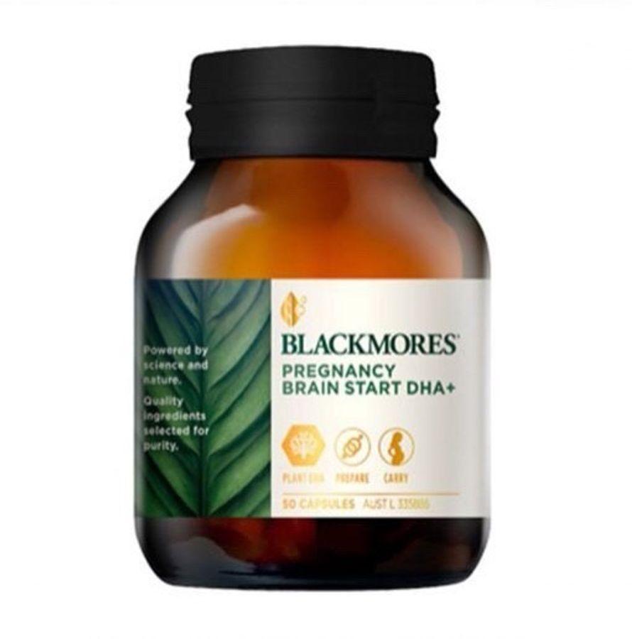 Viên Uống DHA Cho Bà Bầu Blackmores Pregnancy Brain Start DHA