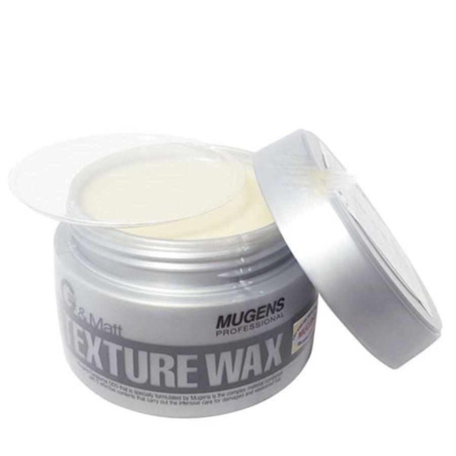Sáp Vuốt Tóc Mugens Texture Wax Hàn Quốc 90g