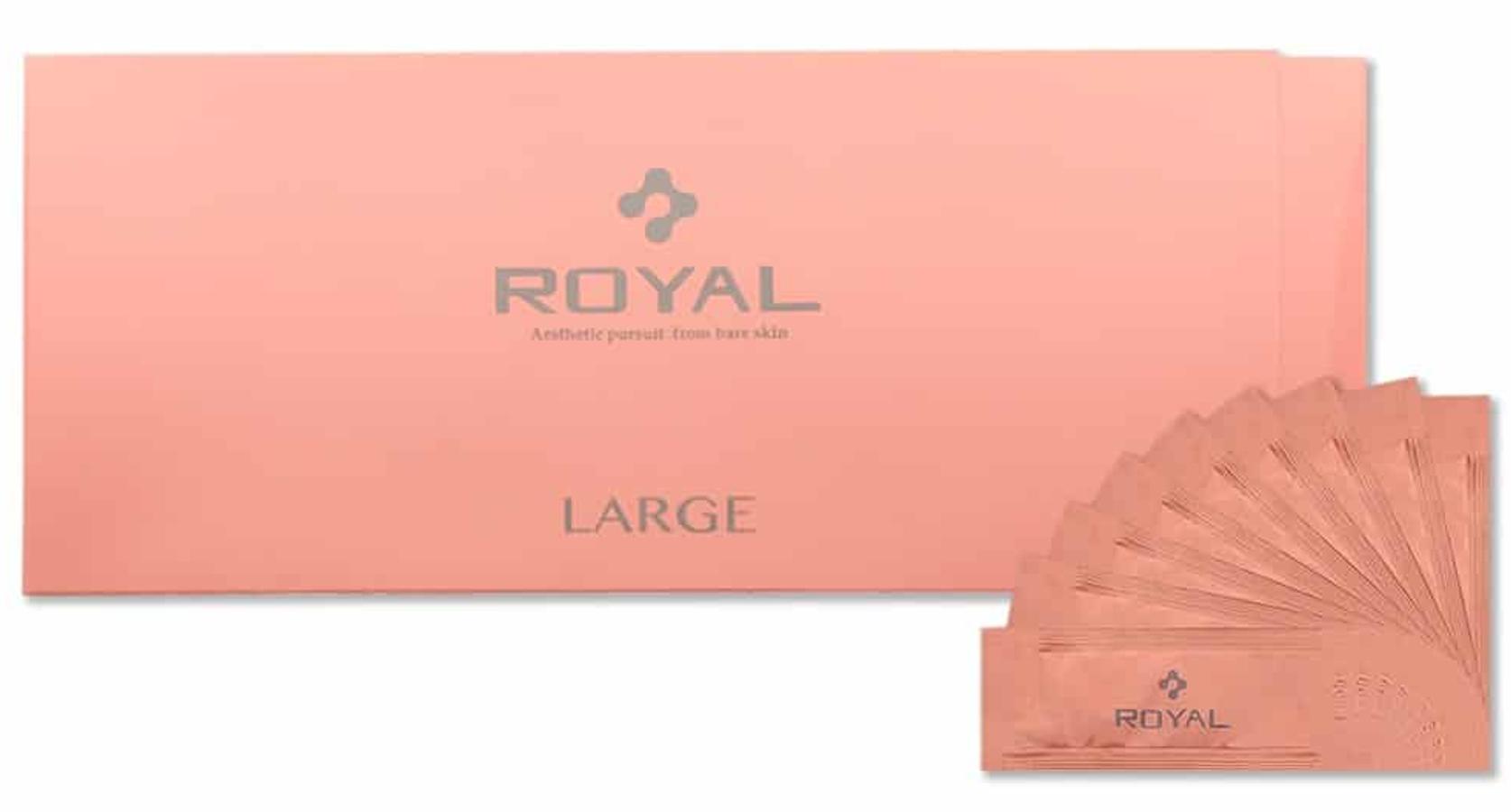 Tinh Chất Serum Nhau Thai Cuống Rốn Cừu Royal Large Placenta