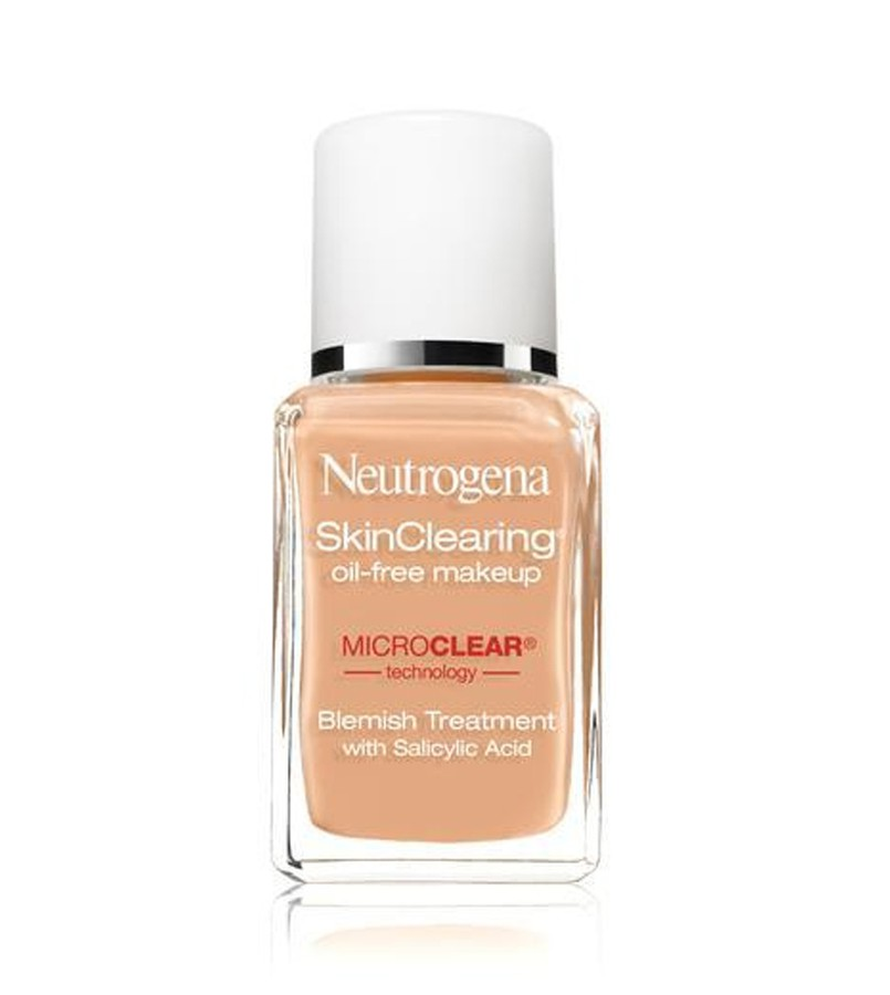 Kem Nền Neutrogena Skin Clearing Oil-free Makeup