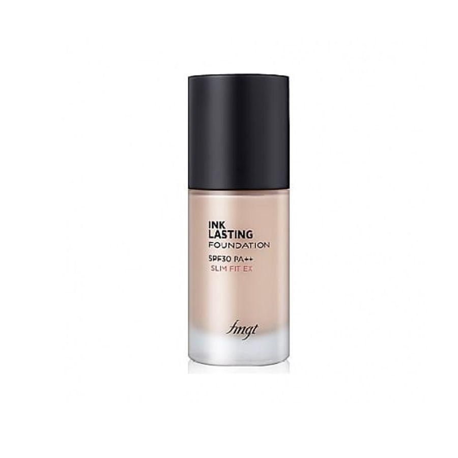 Kem Nền The Face Shop Ink Lasting Foundation Slim Fit EX