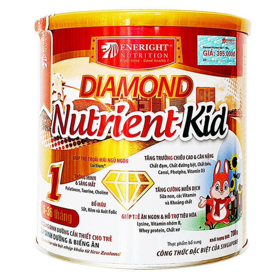 Sữa Diamond Nutrient Kid 1 Cho Trẻ Biếng Ăn (6 - 36 Tháng)