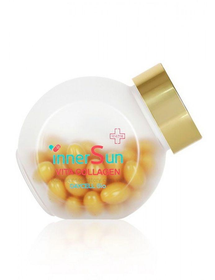 Viên Uống Chống Nắng Inner Sun Vita Collagen Hàn Quốc