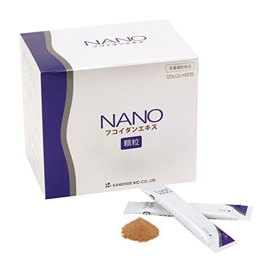 Nano Fucoidan Extract Granule Của Nhật 60 Gói